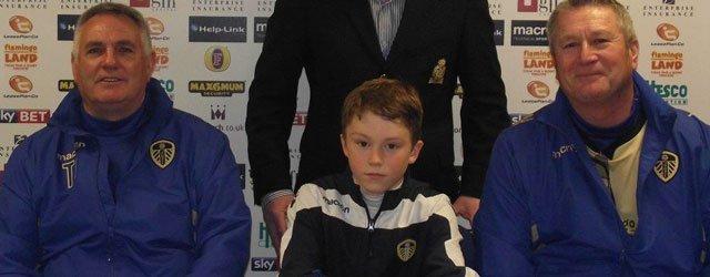 Beverley Town U10 Star Signs For Leeds Utd
