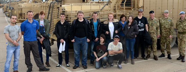 CatZero : Youngsters Amazed and Inspired at DST