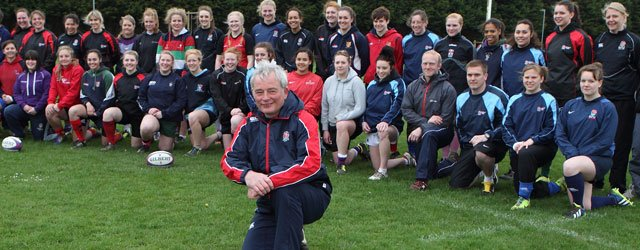 England Women's Rugby Bring The Brightest Talent To Defence School of Transport