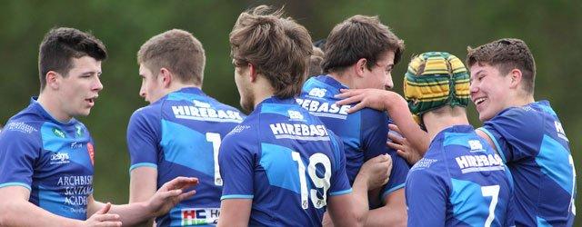 Rovers Smash FC At Bishop Burton College