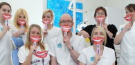Local Dental Practice Get Behind National Smile Month