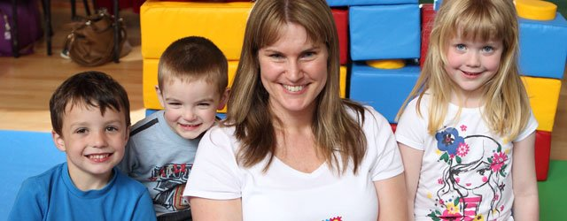 Let's Tumble Are Bringing Soft Play Sessions To Beverley