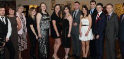 Students from East Riding College worked together to put on a special ball to raise money for Macmillan Cancer.