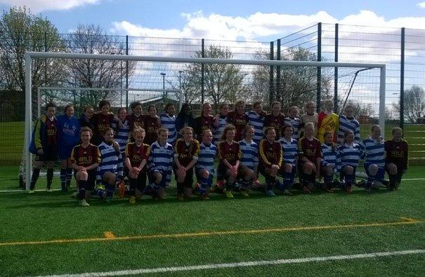 Quebec Academy No Match For United