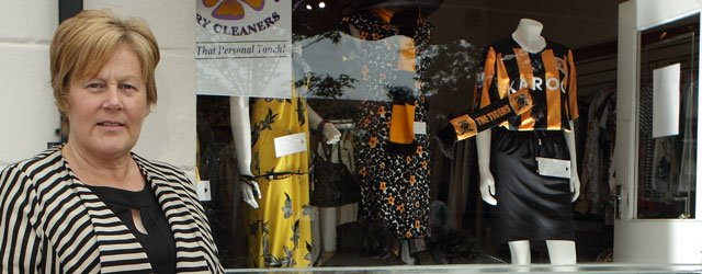 Beverley Dresser Are Backing The Tigers Ahead Of FA Cup Final