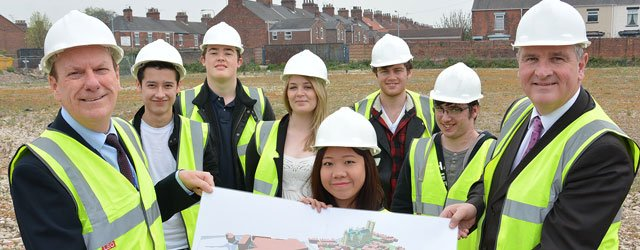 All Systems Go For New Beverley Campus
