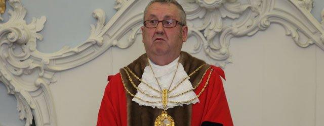 Paul McGrath Named As New Mayor Of Beverley
