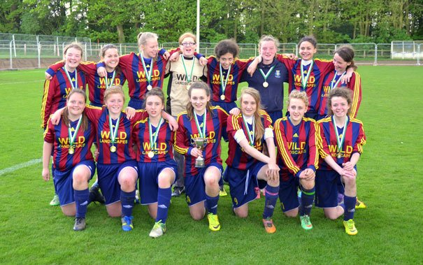 Mill Lane United Claim Third Trophy of The Season
