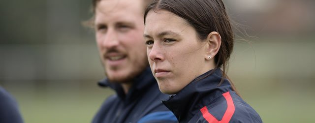 This Is A Hugely Exciting Time For Female Footballers - Says Gemma Thomas