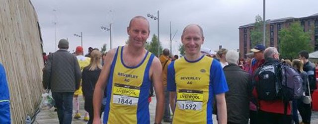 Mucky Duck, Marathons And Ultra Marathons : An Extraordinary Beverley AC Weekend