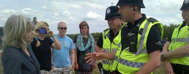 Respected Beverley Residents Arrested For Meditating