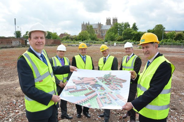 Hull Construction Firm To Build New Beverley Campus At Flemingate
