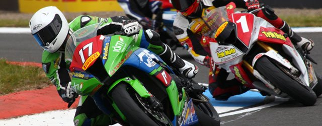Usher Rides 'Like A Man Possessed' At Knockhill