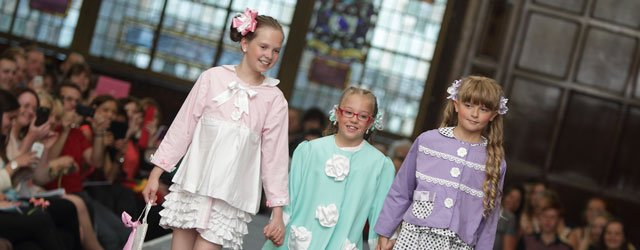 Hull School of Art and Design Fashion Show