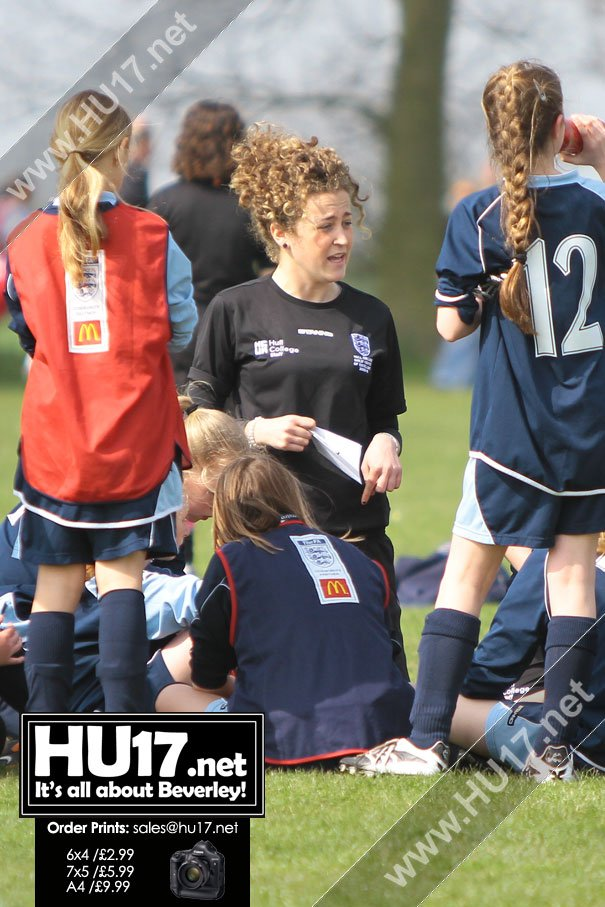 FA Girls' Football Festival To Visit Hull