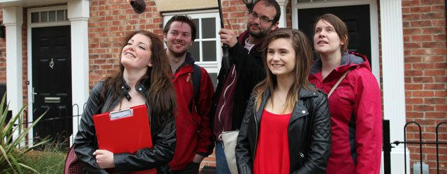Developer Hosts GCSE Geography Field Trip At New Homes Site In Beverley
