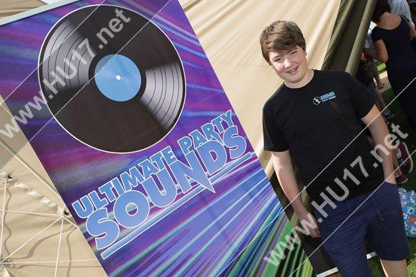 Ultimate Party Sounds Boss Praises Community Event