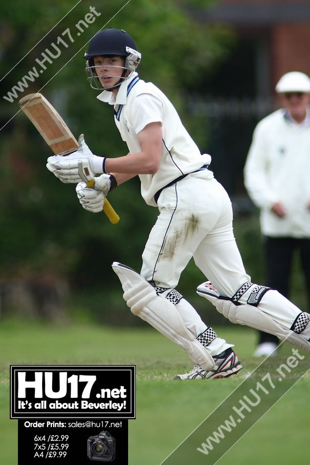 Beverley Ease Past Welton At Norwood To Go Second