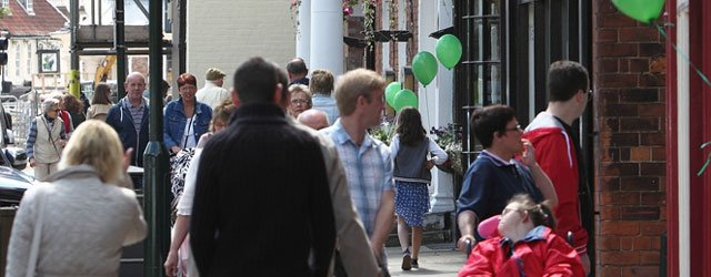Sharing Heritage: Beverley Georgian Festival Celebrates £8,800 Heritage Lottery Fund Grant