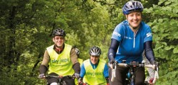 This summer is about cycling, as the Tour De France came back to Uk Soil in July, but it doesn't stop there. There is still time to sign up to free Sky Ride Local bike ride this summer.