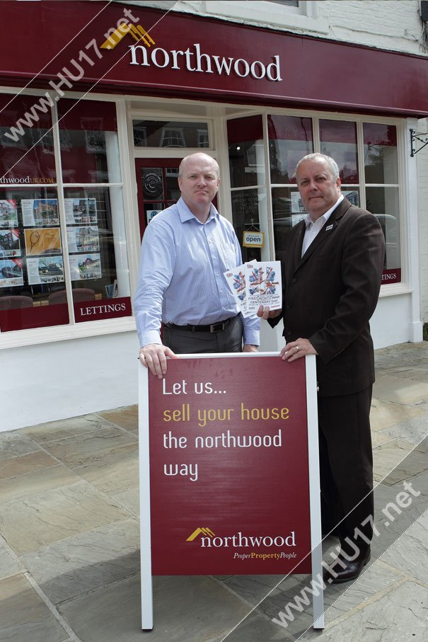 Northwood Properties Pledge Their Support To Beverley Armed Forces Day