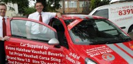 Local Vauxhall retailer, Evans Halshaw Beverley, is gearing up for a summer of fundraising by supplying the grand prize in a charity draw.