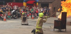 Humberside Fire & Rescue Service based at Beverley Fire Station are promising a bigger and better event for their annual open day.