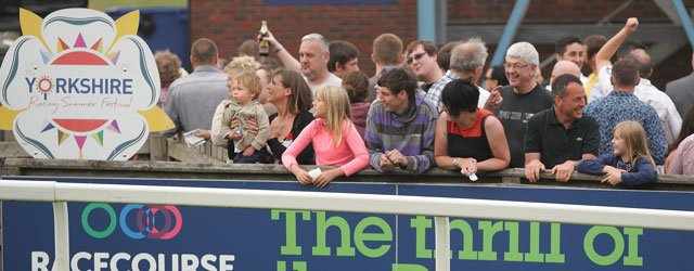 Go Racing in Yorkshire Summer Festival Come To Beverley