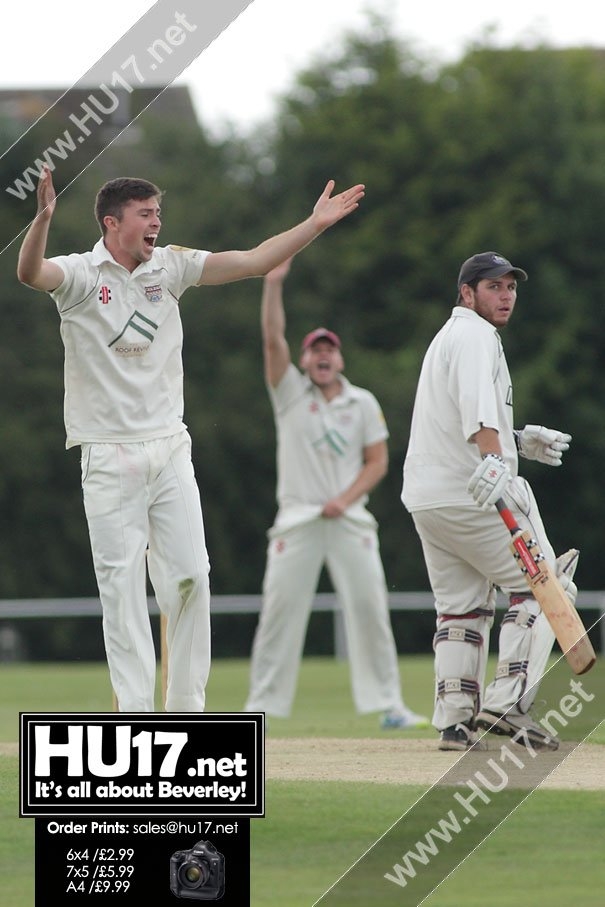 Sheriff Win At Norwood As Beverley's Top Order Fail With The Bat, Again