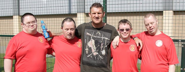 Dean Windass Pledges His Support To Sporting Event