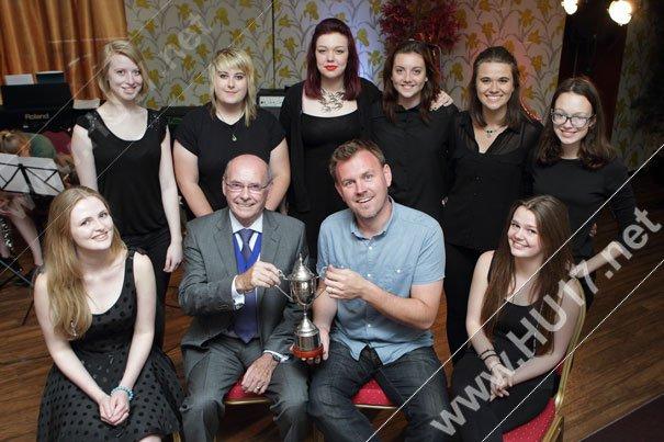 School Choir Acknowledged by Molescroft Parish Council