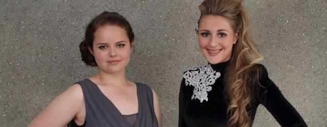 Longcroft School Prom : Alexandra & Chloe