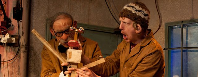 World's Largest Festival Of British Puppetry Aims To Boost Adult Theatre