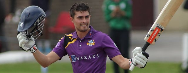 Will Rhodes Scores Big As Yorkshire Seconds Beat Worcestershire