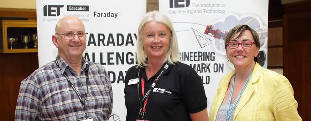 Faraday Challenge : Beverley Grammar Students Get A Lesson In Engineering