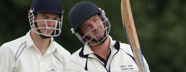 CRICKET : Beverley Thirds Grind Out The Points At Norwood