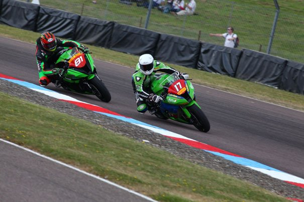 Dominic Usher and Tom Fisher Unable To Race After Technical Issue With Bikes