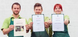 East Yorkshire's Coletta & Tyson Garden Centre has scooped a prestigious national industry award.