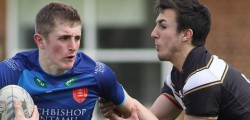 Beverley Braves Joe Wardill was one of big winners as Hull Kingston Rovers acknowledged their academy players at their Young Player of The Year Awards.