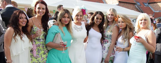 OUT & ABOUT : Ladies Day Night in Beverley