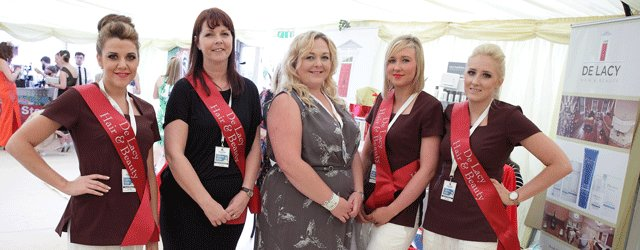 BEVERLEY RACES LADIES DAY PHOTO GALLERY : The Style Tent