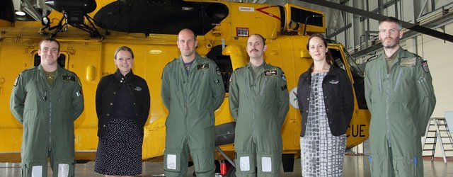 Beverley Racecourse Celebrate 50 Years of Leconfield's Search & Rescue Squadron