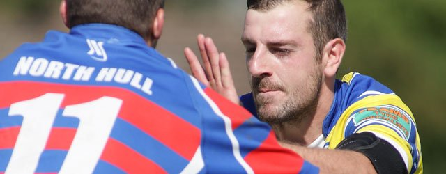RUGBY LEAGUE : Beverley Narrowly Beaten By Knights at Leisure Centre