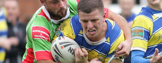 RUGBY LEAGUE : Blue & Golds Get Off To The Perfect Start