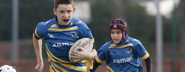 RUGBY LEAGUE : Braves U13s Do Battle With East Hull