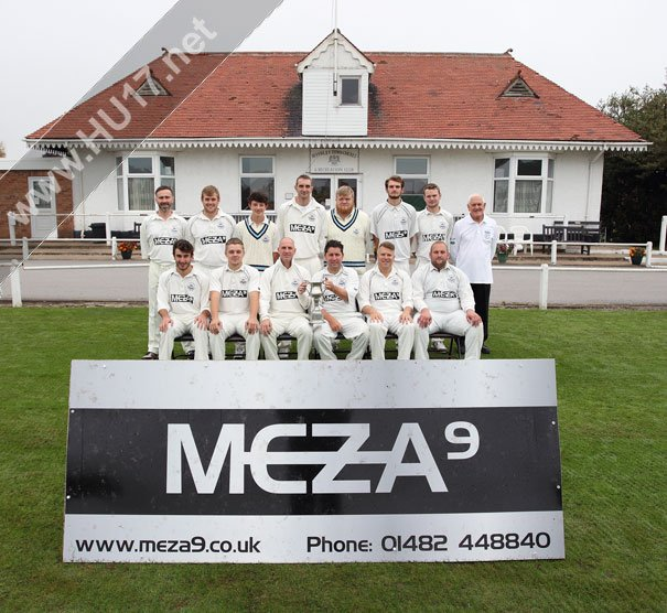 Beverley Town CC second team