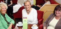 Beverley Conservative Club  today staged a coffee morning in aid of Macmillan Cancer Support.