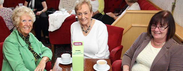 World's Biggest Coffee Morning @ Beverley Conservative Club