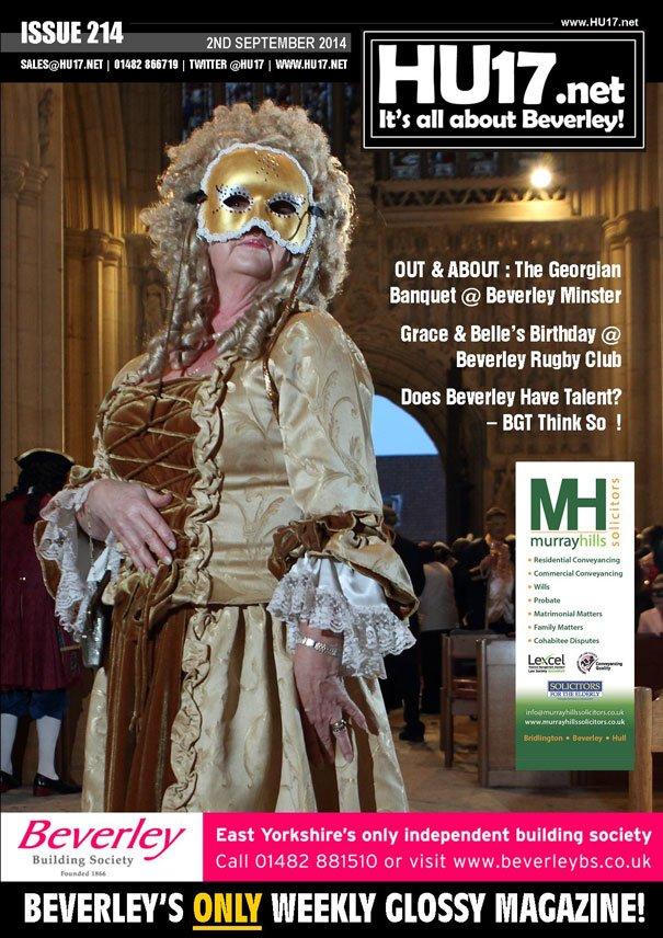 HU17.net Magazine Issue 214