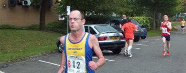Northern Road Relay Test For Beverley AC